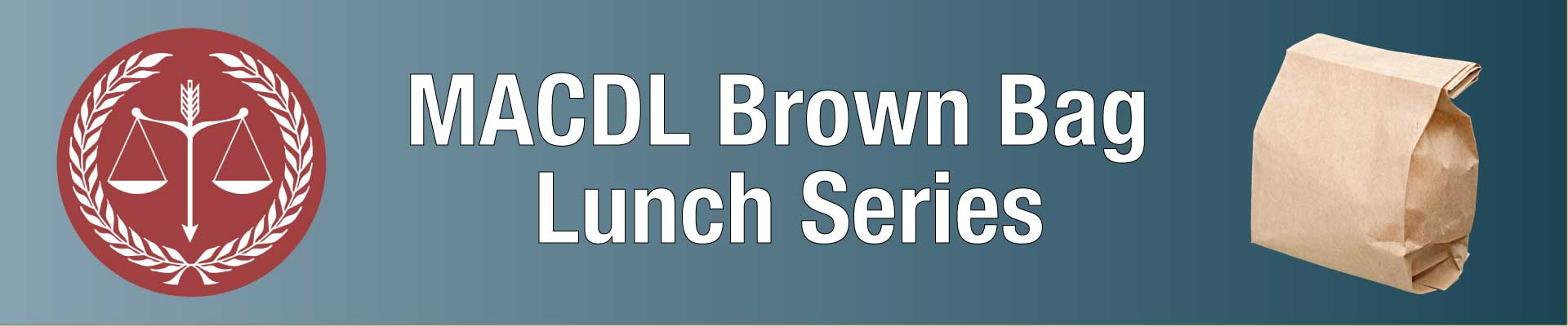 Brown Bag Lunch Banner