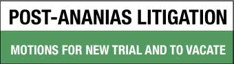Post Ananias